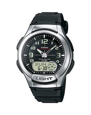 Ρολόγια Casio - AQ-180W-1BV - Ανδρικό ρολόι