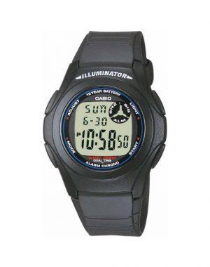 Ρολόγια Casio - F-200W-1A - Ανδρικό ρολόι