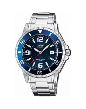 Ρολόγια Casio - MTD-1053D-2A - Ανδρικό ρολόι