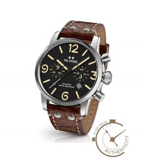TW STEEL MS3 MAVERIC UNISEX ΡΟΛΟΙ ΚΑΦΕ