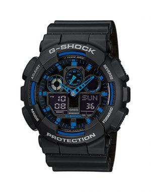Ρολόγια Casio - G-SHOCK GA-100-1A2ER - ανδρικό