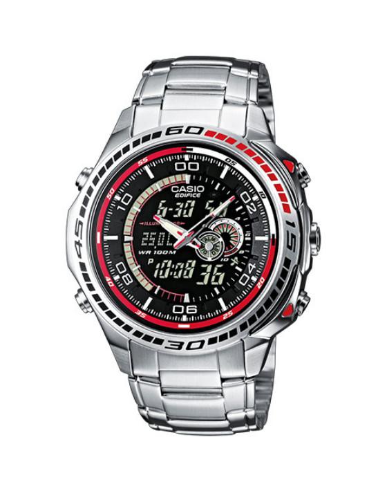 Ρολόγια Casio - EDIFICE EFA-121D-1A - ανδρικό