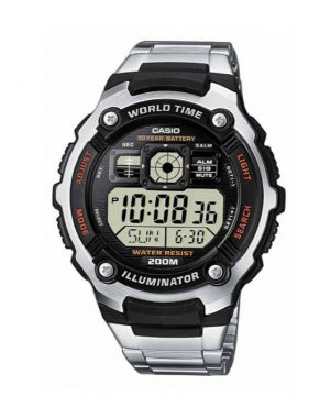 Ρολόγια Casio - AE-2000WD-1A - ανδρικό