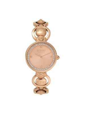 Ρολοι Versus Versace Victoria Harbour Ροζ χρυσο VSP331918
