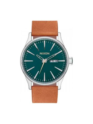 Nixon Sentry Leather A105-2535-00
