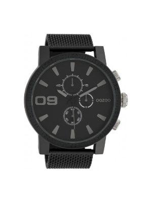 Ρολόι Oozoo C10053 Μαυρο Unisex