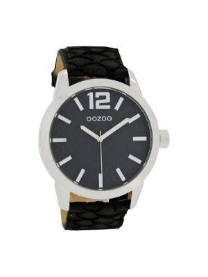 Ρολόι Oozoo C6549 unisex ασημί