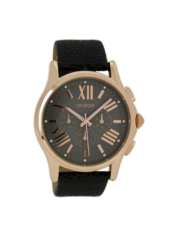 Ρολόι Oozoo C6869 timepieces rose gold γυναικείο