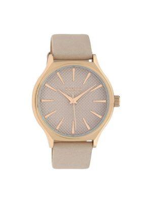 Ρολόι Oozoo C10106 γυναικειο ροζ χρυσο