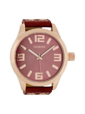 Ρολόι Oozoo C1105 γυναικειο ροζ χρυσο