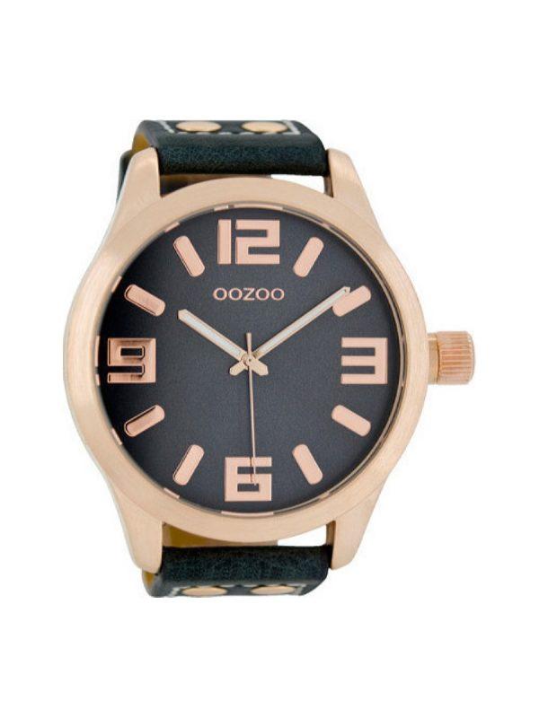Ρολόι Oozoo C1107 unisex ροζ χρυσο