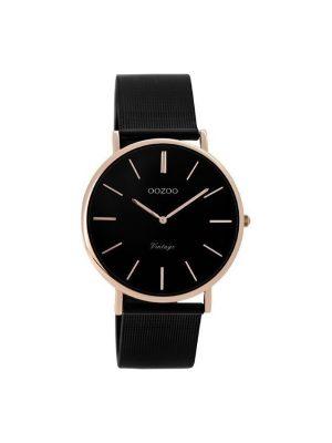 Ρολόι Oozoo C8870 ροζ vintage γυναικειο