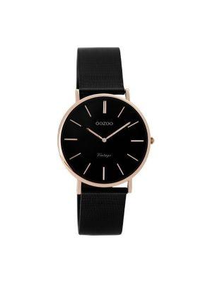 Ρολόι Oozoo C8871 ροζ vintage γυναικειο 32mm