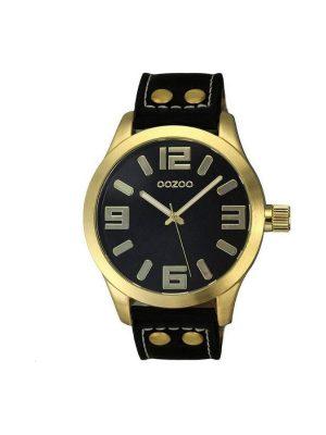 Ρολόι Oozoo C5879 unisex χρυσό
