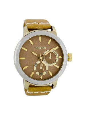 Ρολόι Oozoo C6121 unisex ασημί