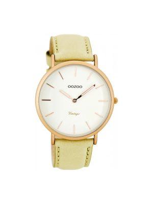 Ρολόι Oozoo C7734 vintage Ροζ χρυσο