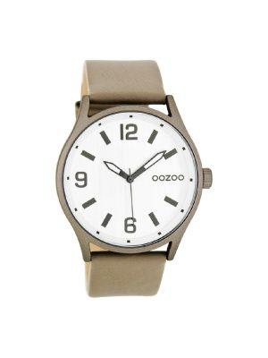 Γυναικείο Ρολόι Oozoo Timepieces C7923 καφέ