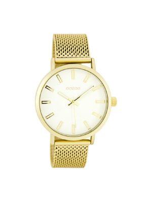 Γυναικειο ρολόι Oozoo C7952 χρυσο μπρασελε