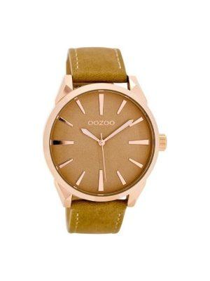 Γυναικείο Ρολόι Oozoo C8361 Ροζ χρυσό