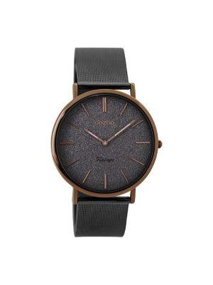 Γκρι ρολόι Oozoo C8862 vintage 36mm