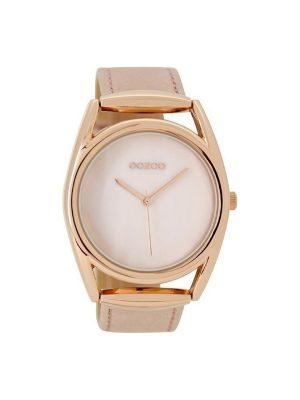 Γυναικείο Ρολοι Oozoo timepieces C9166 ροζ χρυσό