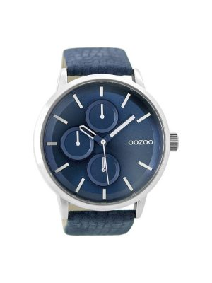 Unisec Ρολόι Oozoo Timepieces C9427 μπλε