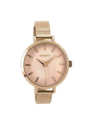 Γυναικειο ρολόι Oozoo C9490 timepieces ροζ χρυσό