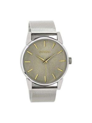 Γυναικειο Oozoo C9545 timepieces ασημί ρολόι