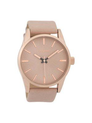 Γυναικείο Ρολοι Oozoo timepieces C9626 ροζ χρυσό