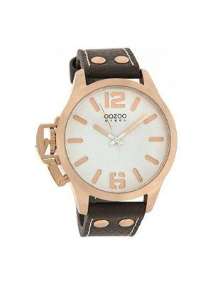 Ροζ χρυσο ρολόι Oozoo steel OS52