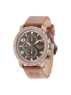 Ανδρικό ρολόι Timberland T14865XSBN12 Καφέ
