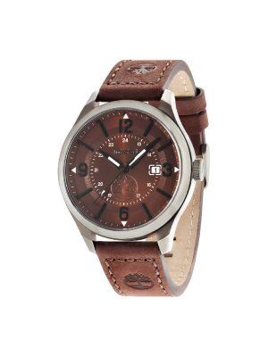 Ανδρικό ρολόι Timberland TBL14645JSU-12 Καφέ