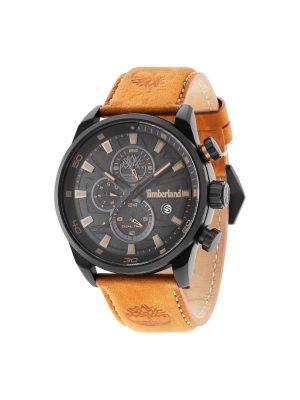 Ανδρικό ρολόι Timberland TBL14816JLB0 Πορτοκαλί