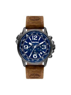 Ανδρικό ρολόι Timberland TBL15129JSU Καφέ/Μπλε