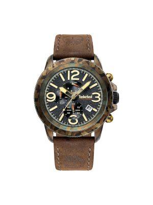 Ανδρικό ρολόι Timberland TBL15474JSGN Καφέ