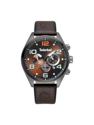 Ανδρικό ρολόι Timberland TBL15477JSU1 Καφέ
