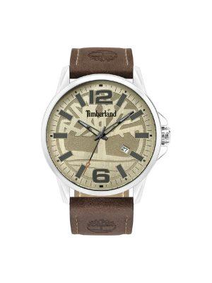 Ανδρικό ρολόι Timberland TBL15905JYS Καφέ