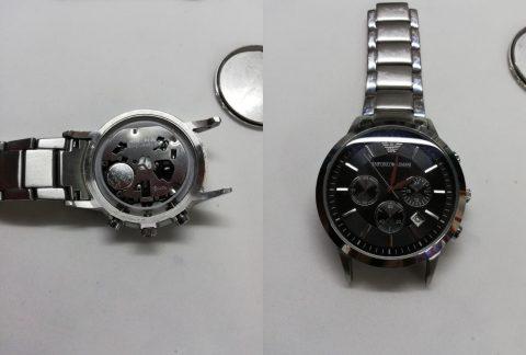 Επιλέξτε ένα αυθεντικό ρολόι Emporio Armani