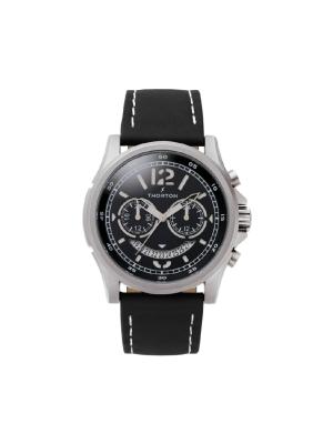 Ανδρικό ρολόι Thorton Ivar 9007132 Μαύρο