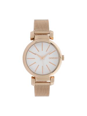 Γυναικείο ρολόι Oozoo C10127 Ροζ χρυσό