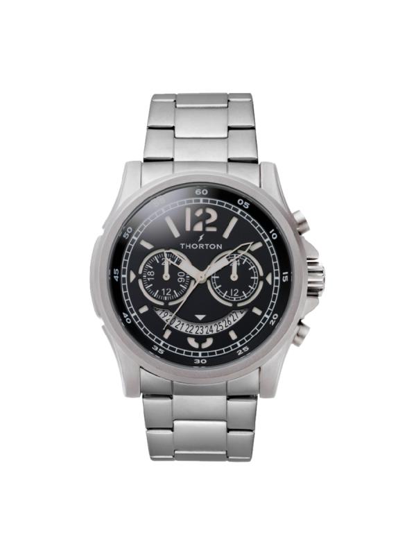 Ανδρικό ρολόι Thorton Ivar 9007132M Ασημί