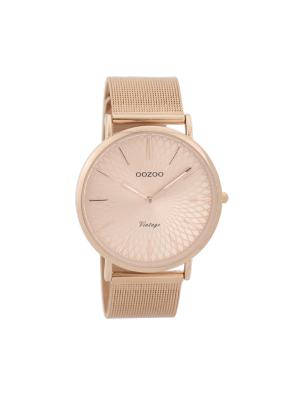 Γυναικείο ρολόι Oozoo C9343 Ροζ χρυσό