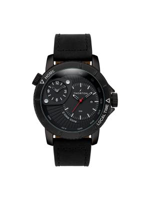 Ανδρικό ρολόι Thorton Horik 9203112 Μαύρο