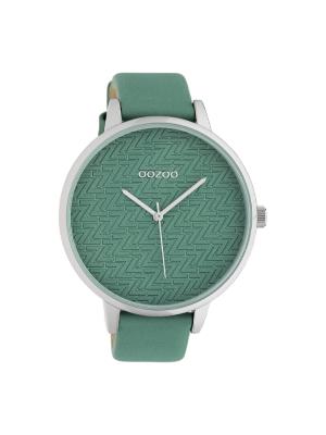 Γυναικείο ρολόι Oozoo C10406 Πράσινο λουράκι