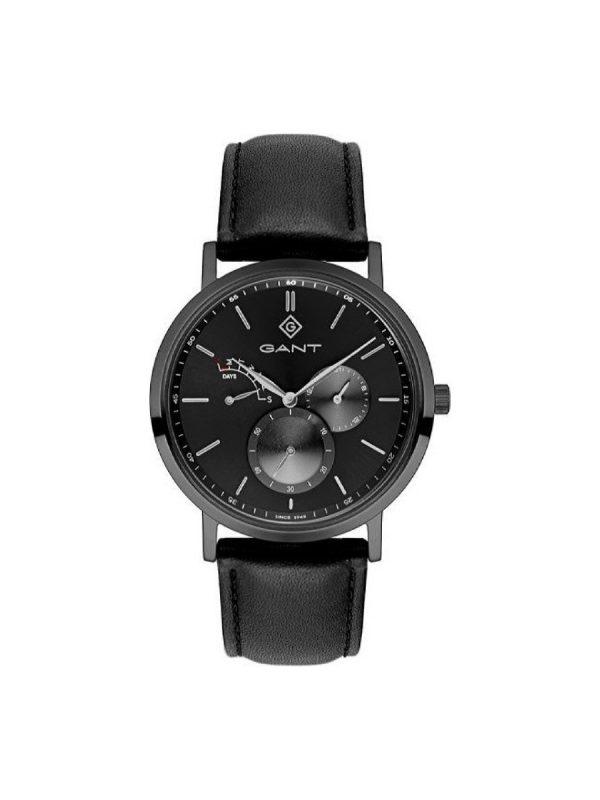 Μαύρο ανδρικό ρολόι GANT Ashmont G131004
