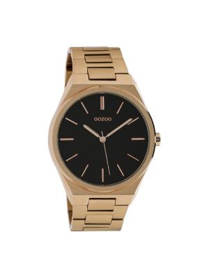 Unisex ρολόι Oozoo C10338 Ροζ χρυσό