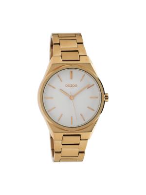 Γυναικείο ρολόι Oozoo C10343 Ροζ χρυσό