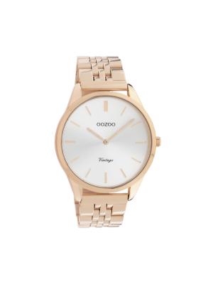 Unisex ρολόι Oozoo C9988 Ροζ χρυσό