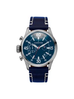 Ανδρικό ρολόι Thorton Arne 9003121 Μπλε
