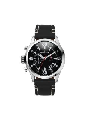 Ανδρικό ρολόι Thorton Arne 9003131 Μαύρο